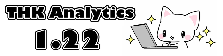 THK Analytics 1.22