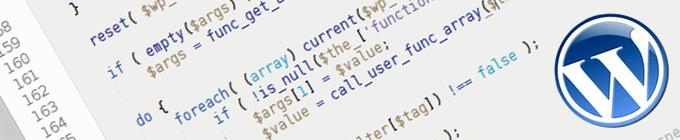 Worpress code