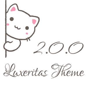 Luxeritas 2.0.0