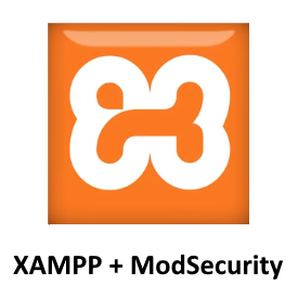 XAMPP + ModSecurity