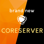 brand new CORESERVER