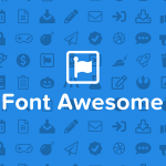 Font Awesome 5