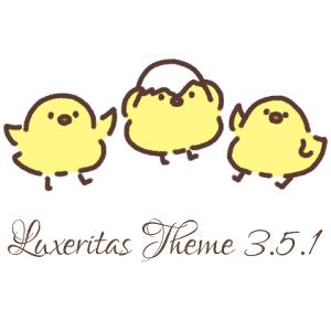 Luxeritas 3.5.1