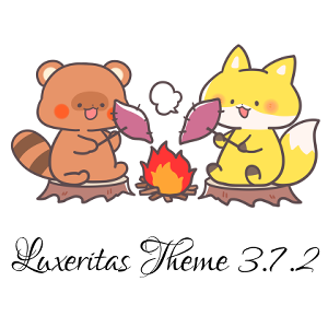 Luxeritas 3.7.2