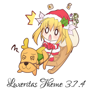 Luxeritas 3.7.4
