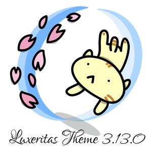 Luxeritas 3.13.0