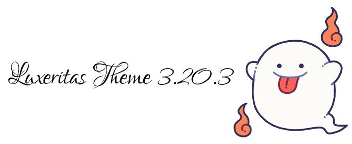 Luxeritas 3.20.3