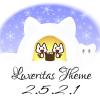 ごめん Luxeritas 2.5.2 で不具合があったので 2.5.2.1 で再リリース