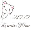 Luxeritas 3.0.0 + デザインファイル6種10個リリース