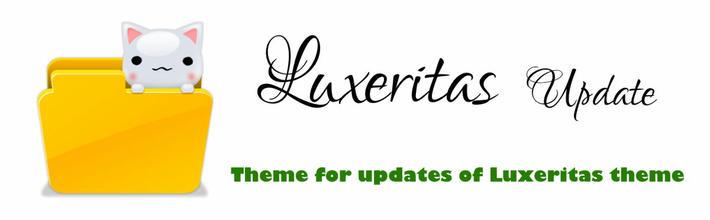 Luxeritas Update
