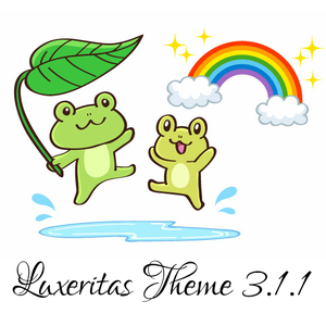 Luxeritas 3.1.1