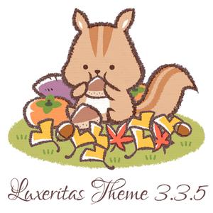 Luxeritas 3.3.5