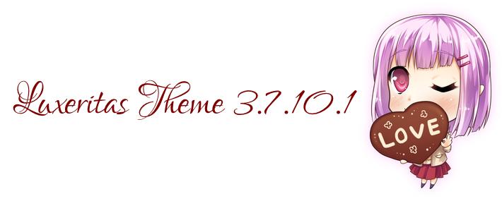 Luxeritas 3.7.10.1