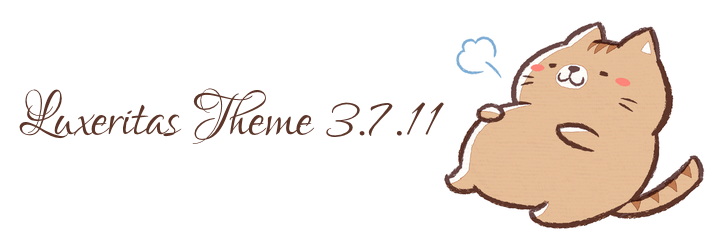 Luxeritas 3.7.11